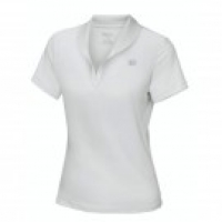 Textile de squash WILSON Polo-Timeless-blanc