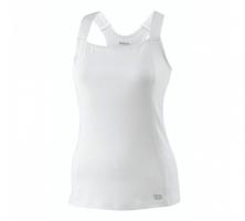 Textile de squash WILSON Tour-Tank-II-blanc