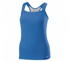 Textile de squash WILSON Tour-Tank-II-bleu