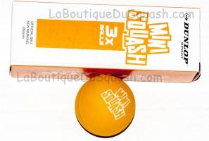 Balle de squash DUNLOP Play-Mini-Squash