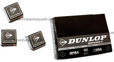 Balle de squash DUNLOP Comp-x3