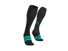 Textile de squash CompresSport chaussettes-full-socks-Race-Oxygen