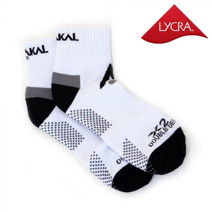 Superbes chaussettes X2 Karakal, confortable, nous les avons adopté.