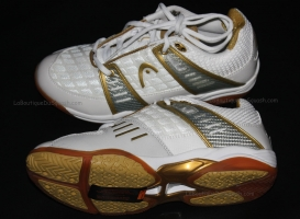 Chaussures de squash HEAD Eclipse-women
