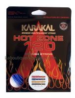 Cordage de squash KARAKAL Hot-Zone-120-bleu