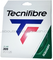 Cordage de squash TECNIFIBRE 305-1.25