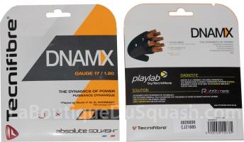Cordage de squash TECNIFIBRE DNAMX-1.20