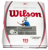 Cordage de squash WILSON Sensation-Strike-17