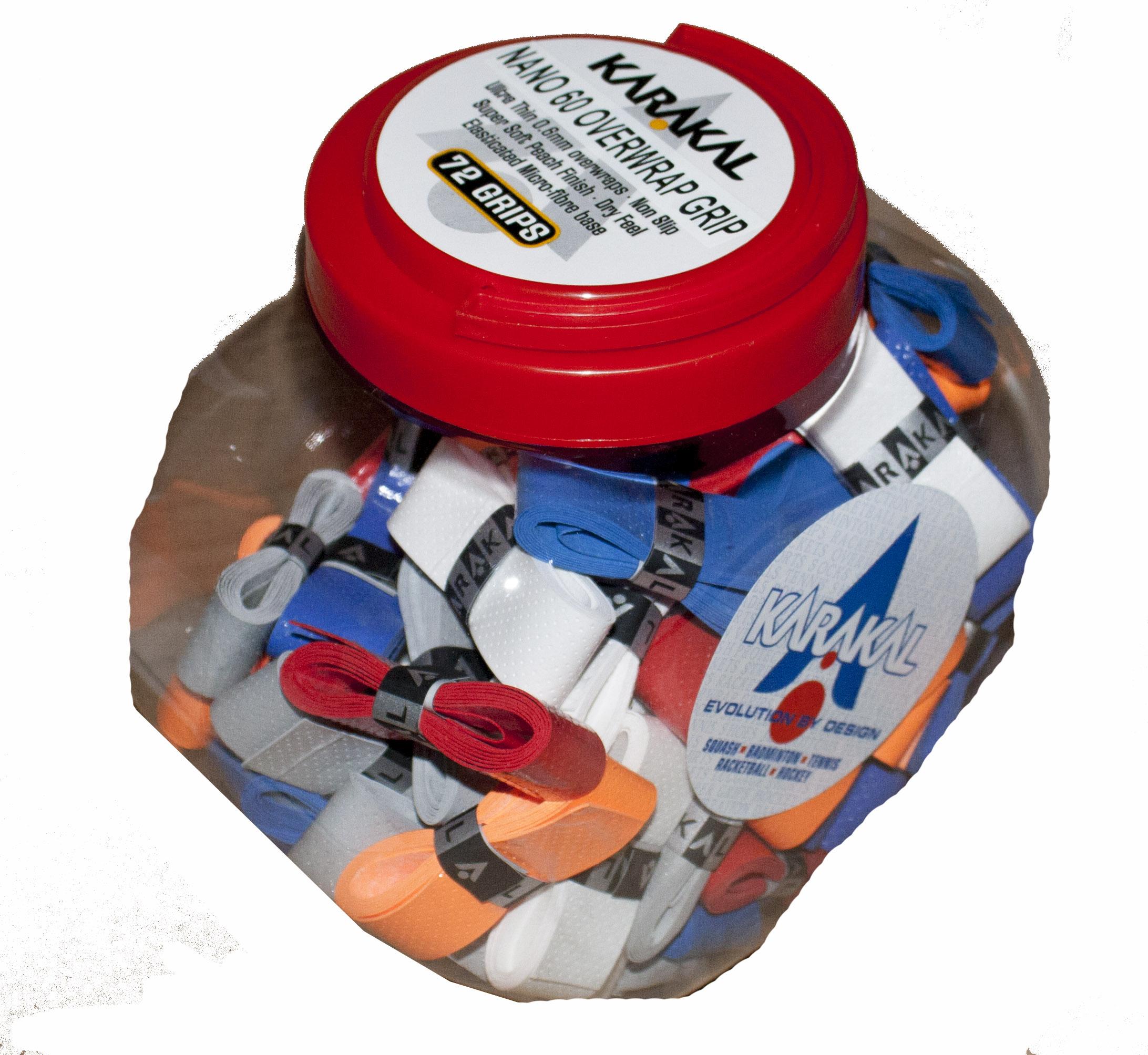 Un bon sur grip, il se met par dessus un grip par exemple, plus fin et sans colle. Sur-Grips nano 60 KArakal.