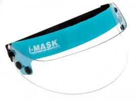 Lunettes de squash I_MASK i-Mask-Aqua