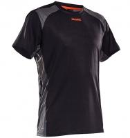 Textile de squash SALMING Maillot-CHALLENGE-TEE-Black