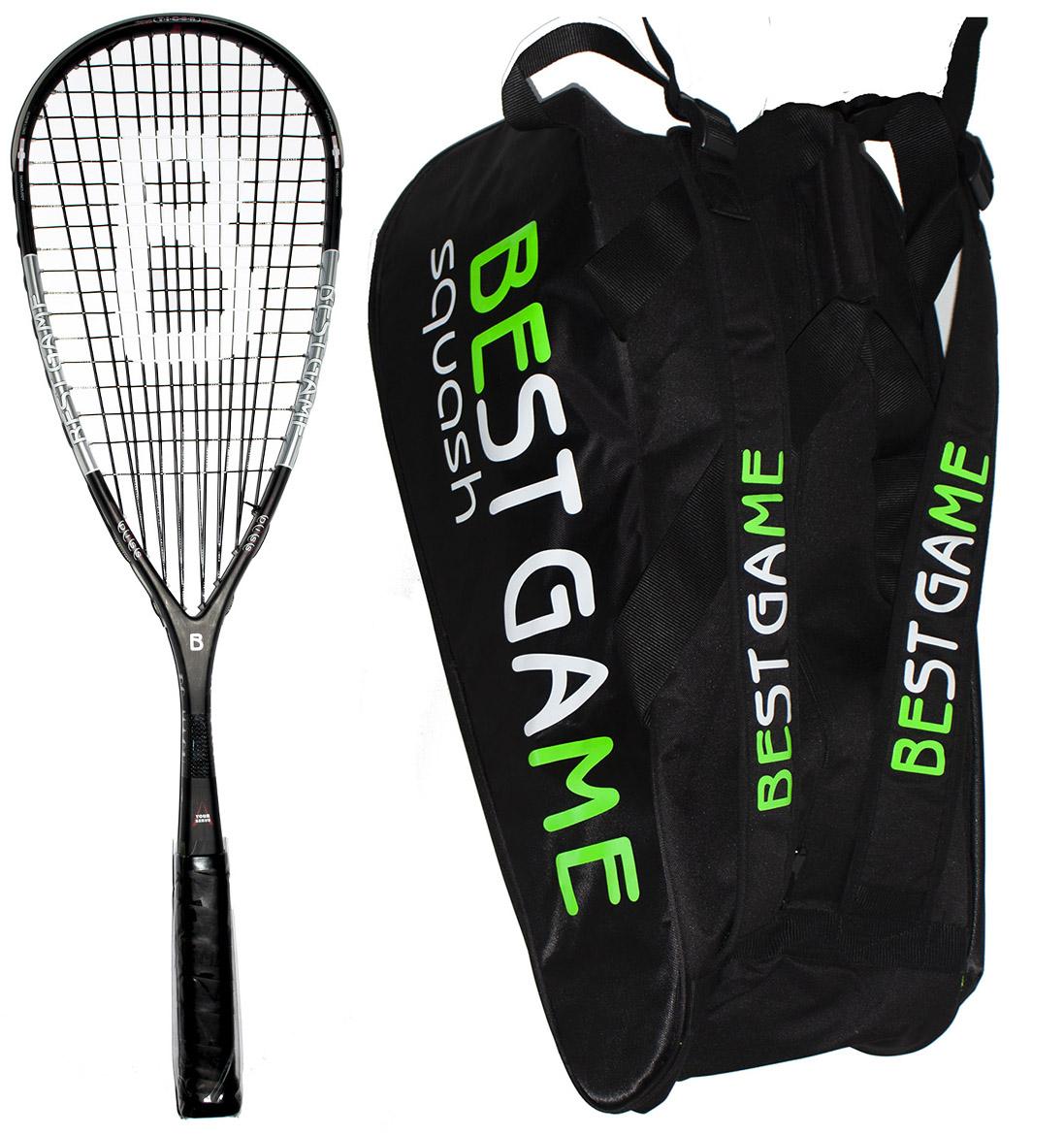 Ce qui fait la raquette plus le sac à moitié prix ! Les packs font des cadeaux idéaux avec des équipements homogènes ou compatibles avec des remises imbattables.