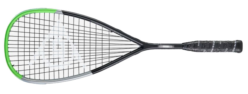 La raquette de squash Dunlop Apex infinty 5.0 est légère donc maniable et vivace. Cette raquette vaut le détour, un prix contenu avec de très belle performance. Vous souhaitez une raquette réactive, en gardant un bon contact avec la balle. une raquette que l'on apprécie. .Cordée et housse.