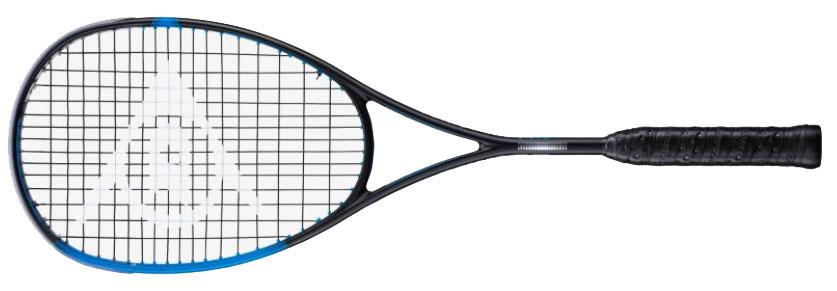 La raquette de squash SONIC-CORE Pro 130 de Dunlop possède a un poids et un équilibre en tête qui en font une raquette puissante. Dès que son inertie sera maîtrisée, le joueur pourra jouer toute sa palette de coups à toutes les vitesses, la SONIC-CORE Pro lui garantissant une performance qui s'inscrit dans la régularité. Une cadre performant reconduit depuis très longtemps chez Dunlop et qui bénéficie des dernières avancées en terme de matériaux de construction. poids mesuré 158gr