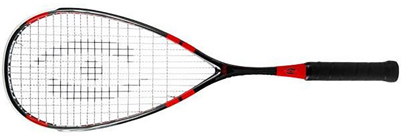 La <strong>Raquette de squash Harrow Reflex Tarek Momen</strong> a une forme de cadre assez proche d'une Carboflex, d'une Frap ou d'une Apex, excepté que l'équilibre est légèrement différent.<br/> La raquette est légère mais malgré tout l'équilibre donne un balancier qui lui donne une très bonne puissance.<br/>  Le cordage est de superbe qualité. Il procure un touché de balle et il est optimum pour gratter la balle. Très tolérante, c'est une raquette polyvalente haut de gamme. <br/> Harrow ne propose plus de housse. Nous pouvons vous fournir une autre housse si vous le souhaitez.(à préciser dans les commentaires au moment de votre commande)
