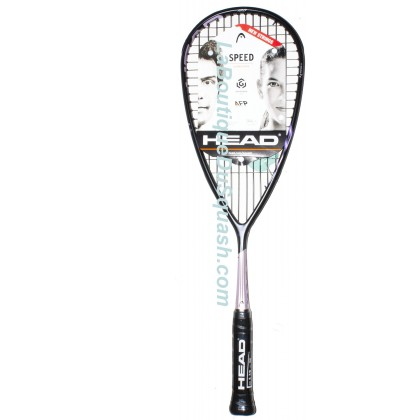 Raquette-squash HEAD Graphene-360-Speed-120-Rose miniature