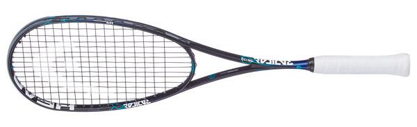 Raquette de squash <strong>Head Graphene Touch Radical 120 SB</strong> tamis plus modéré bien que 475cm2, favorise sa précision. Enorme nouveauté de pouvoir évoluer son plan de cordage. Changer de cordage permettait de faire évoluer sa raquette mais de changer de plan !