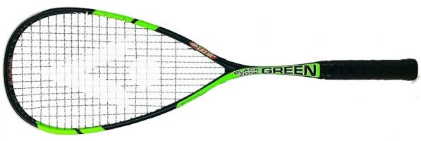 Raquette-squash KARAKAL BLACK-ZONE-GREEN-19013