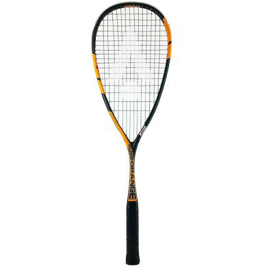 Raquette-squash KARAKAL BLACK-ZONE-ORANGE-19015 miniature