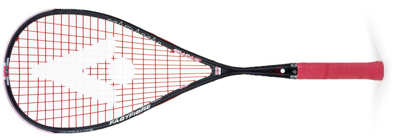 """La raquette de squash <strong>Karakal SN 90 FF</strong> est hyper légère, notre poids mesuré sur un modèle 126 gr, nous n'avions jamais mesuré aussi léger sur une raquette de squash. Son design est  modifié au fil des saisons. Elle progresse en même temps que les matériaux et processus de fabrication s'améliore comme les """"Fast Fibre"""". Cette raquette SN 90 Karakal reste agréable à la frappe, très très maniable, impressionnant. Vous pouvez corriger la position du tamis jusqu'au dernier moment avec une grande facilité. Vous aurez le sentiment de ne rien avoir dans la main, mais assez équilibrée pour frapper facilement avec tolérance."""