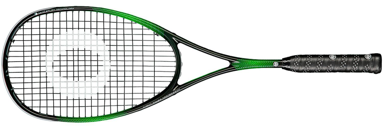 la raquette de squash Edge 4 TE Oliver est la remplaçante de la WARP 03. Une très bonne raquette de squash très maniable, une grand tamis rond. Pour le joueur ou la joueuse qui désire un grand tamis précis et très maniable. Son cadre rigide ne se déforme pas à la frappe et on peut envoyer, superbe et grisant.  148gr sur notre balance. Raquette facile à jouer. La vitesse de balle se fait par l'accélération du bras et non par le balancier du poids en tête de raquette. Les joueurs qui aiment jouer très tôt trouveront là une très bonne raquette.  housse et cordée.