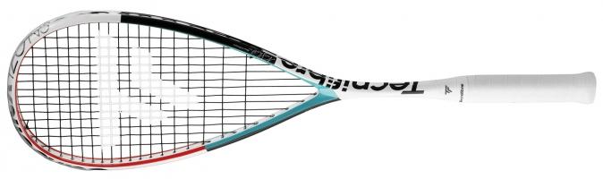 Raquette-squash TECNIFIBRE Carboflex-125-NS-AIRSHAFT