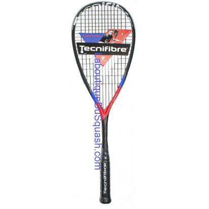 Raquette-squash TECNIFIBRE Carboflex-125-X-Speed miniature