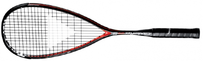 Raquette-squash TECNIFIBRE Carboflex-125S