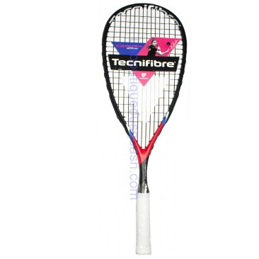 Raquette-squash TECNIFIBRE Carboflex-Junior-X-Speed miniature