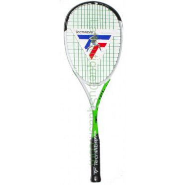 Raquette-squash TECNIFIBRE Suprem-135-CURV miniature
