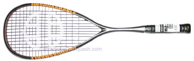 Raquette-squash UNSQUASHABLE Inspire-Y-4000