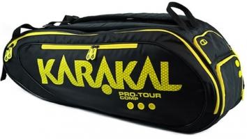 Sac de squash KARAKAL Sac-raquette-pro-Tour-Comp