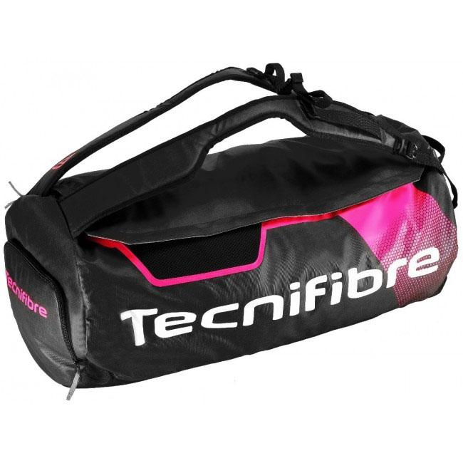 Le gros sac Tournoi, le gros plus sont les compartiments et les poches associées, pas de mélange dans le sac ! de superbes sangles pour un transport confortable. Une aération de poche avec un nouveau système. Un très beau sac pour les tournois !