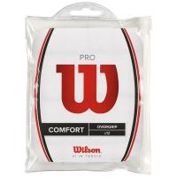 Grip de squash WILSON Pro-Overgrip-blanc-12