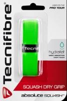 Grip de squash TECNIFIBRE Squash-dry-grip-Vert
